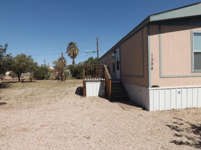 1594 E 23RD Avenue, Apache Junction, AZ 85119 (MLS #5900139) :: The W Group