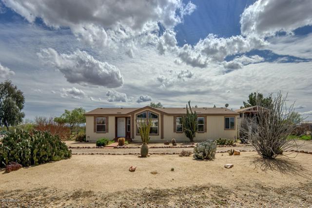 31210 N 232ND Avenue, Wittmann, AZ 85361 (MLS #5900157) :: Conway Real Estate