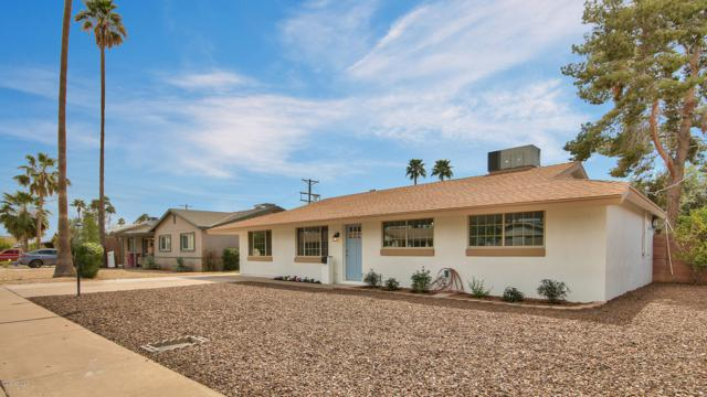 7921 E Loma Land Drive, Scottsdale, AZ 85257 (MLS #5900179) :: CC & Co. Real Estate Team