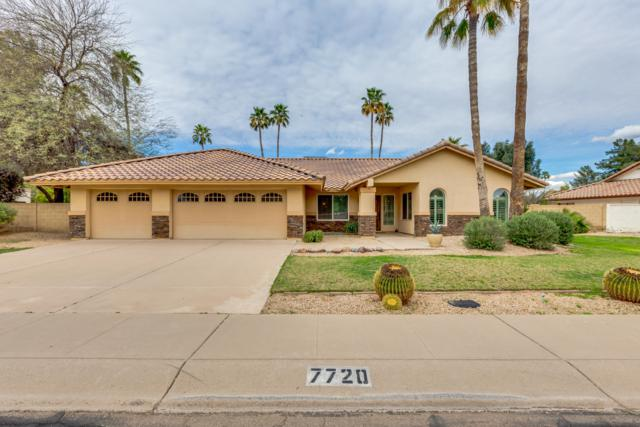 7720 E Gold Dust Avenue, Scottsdale, AZ 85258 (MLS #5900189) :: Lucido Agency