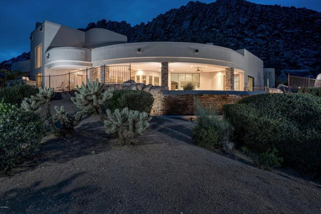 11323 E Yearling Drive, Scottsdale, AZ 85255 (MLS #5900209) :: The W Group