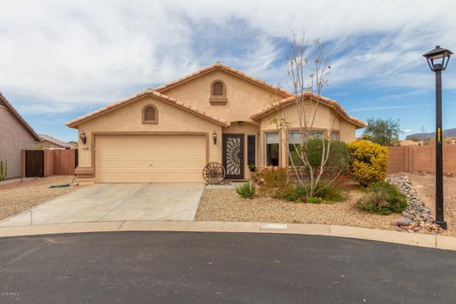 6708 S Haunted Canyon Road, Gold Canyon, AZ 85118 (MLS #5900222) :: Yost Realty Group at RE/MAX Casa Grande