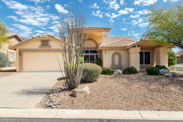 5711 S Juniper Hills Drive, Gold Canyon, AZ 85118 (MLS #5900226) :: RE/MAX Excalibur