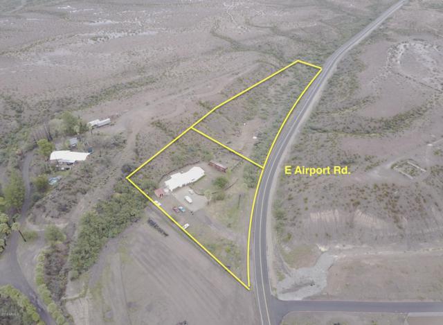 1890 E Airport Road, Safford, AZ 85546 (MLS #5900250) :: The Kenny Klaus Team