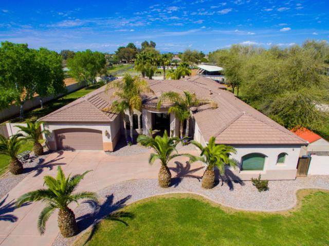 12416 E Via De Arboles, Chandler, AZ 85249 (MLS #5900252) :: Phoenix Property Group