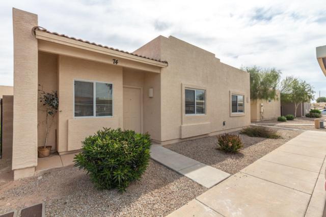2300 E Magma Road #74, San Tan Valley, AZ 85143 (MLS #5900266) :: The Jesse Herfel Real Estate Group
