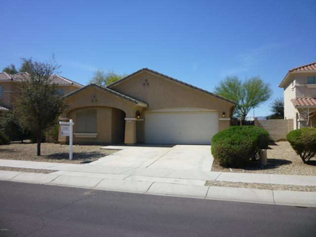 674 S 167TH Lane, Goodyear, AZ 85338 (MLS #5900276) :: Home Solutions Team