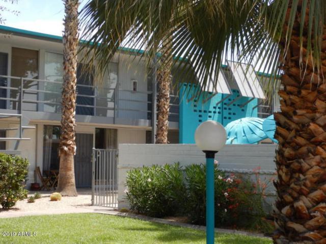 6936 E 4TH Street #7, Scottsdale, AZ 85251 (MLS #5900292) :: The W Group