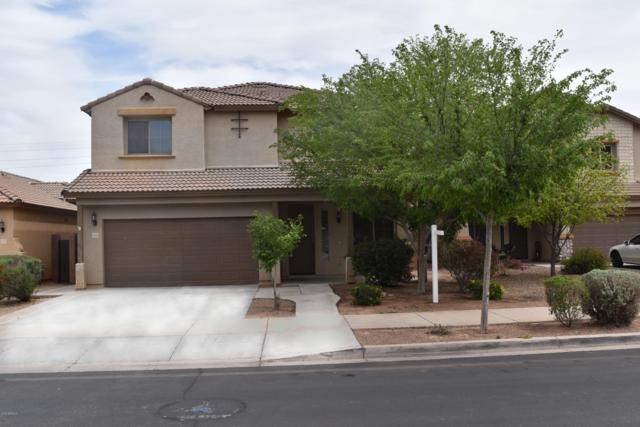 21885 S 215TH Way, Queen Creek, AZ 85142 (MLS #5900385) :: Yost Realty Group at RE/MAX Casa Grande