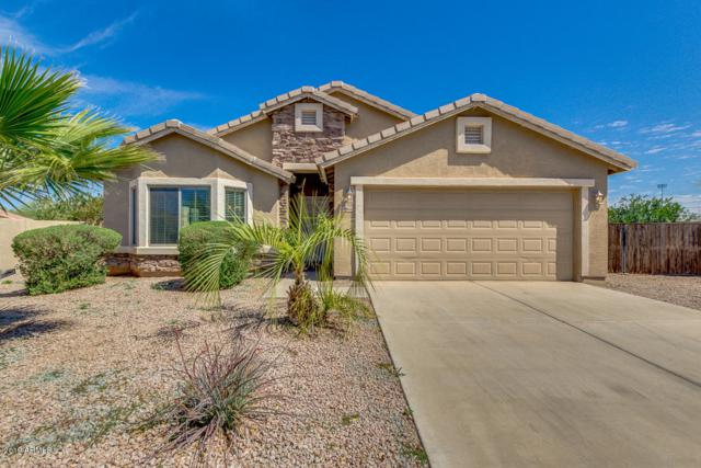 45446 W Long Way, Maricopa, AZ 85139 (MLS #5900391) :: Devor Real Estate Associates