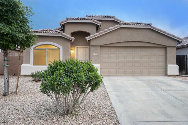 3717 W Santa Cruz Avenue, Queen Creek, AZ 85142 (MLS #5900421) :: Arizona 1 Real Estate Team