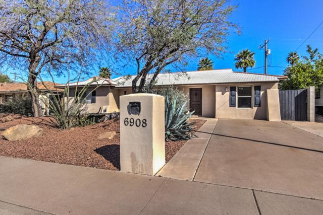 6908 E Cheery Lynn Road, Scottsdale, AZ 85251 (MLS #5900430) :: The W Group