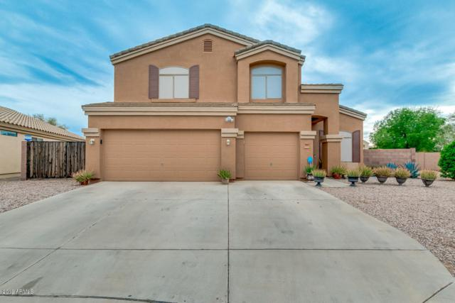 10533 W Hughes Drive, Tolleson, AZ 85353 (MLS #5900484) :: Occasio Realty