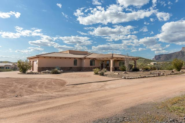 10847 E Baseline Avenue, Gold Canyon, AZ 85118 (MLS #5900485) :: Conway Real Estate