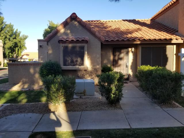 3491 N Arizona Avenue #56, Chandler, AZ 85225 (MLS #5900486) :: Santizo Realty Group