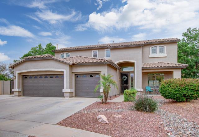 2921 S Martingale Road, Gilbert, AZ 85295 (MLS #5900551) :: Santizo Realty Group