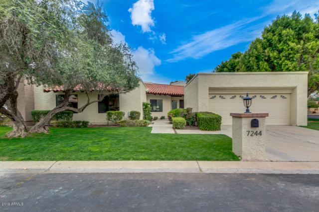 7244 E Solano Drive, Scottsdale, AZ 85250 (MLS #5900599) :: Arizona 1 Real Estate Team