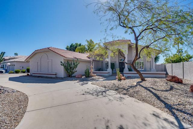 6071 W Lone Cactus Drive, Glendale, AZ 85308 (MLS #5900602) :: Home Solutions Team