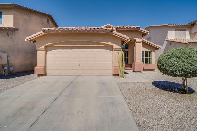 3516 W Paseo Way, Laveen, AZ 85339 (MLS #5900658) :: Home Solutions Team
