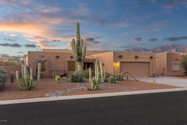 9492 E Anasazi Place, Gold Canyon, AZ 85118 (MLS #5900669) :: Devor Real Estate Associates