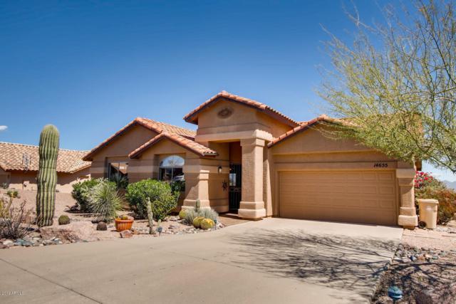 14655 N Fairlynn Drive, Fountain Hills, AZ 85268 (MLS #5900682) :: The W Group