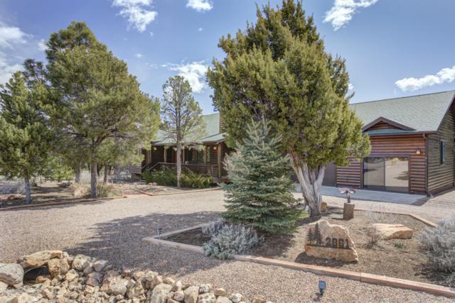 2861 Four Point Circle, Overgaard, AZ 85933 (MLS #5900701) :: Santizo Realty Group
