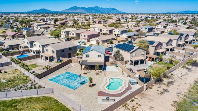 42735 W Blazen Trail, Maricopa, AZ 85138 (MLS #5900703) :: Santizo Realty Group