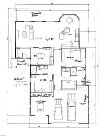 2358 N Nicklaus Drive, Mesa, AZ 85215 (MLS #5900726) :: Conway Real Estate