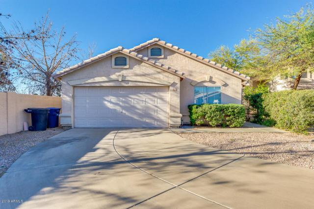 712 E Morelos Court, Chandler, AZ 85225 (MLS #5900737) :: The Jesse Herfel Real Estate Group