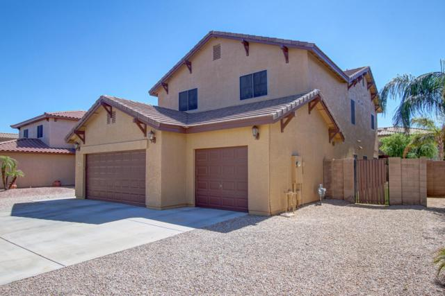16005 W Custer Lane W, Surprise, AZ 85379 (MLS #5900759) :: Home Solutions Team