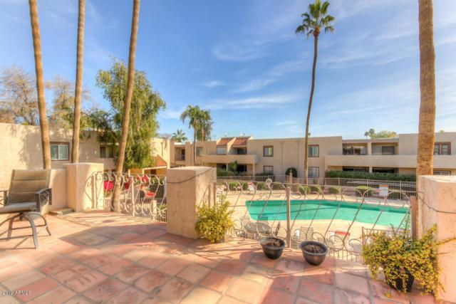 3313 N 68TH Street 230E, Scottsdale, AZ 85251 (MLS #5900765) :: Home Solutions Team