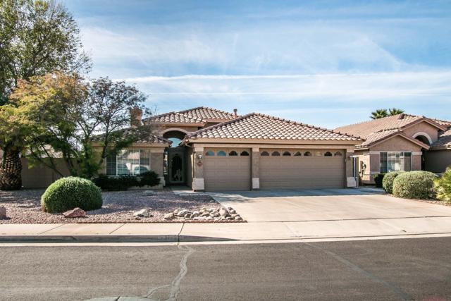 715 W Douglas Avenue, Gilbert, AZ 85233 (MLS #5900774) :: The Jesse Herfel Real Estate Group