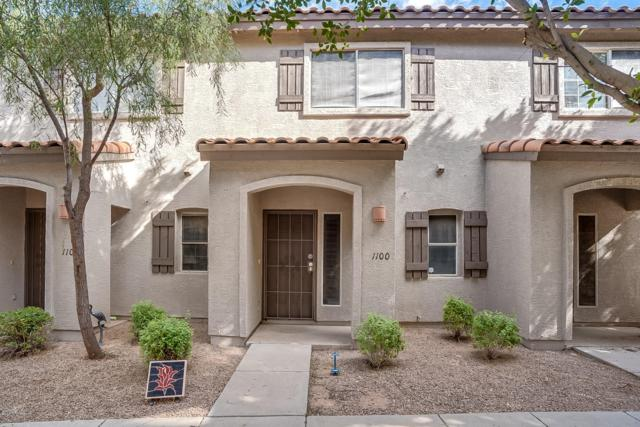 1961 N Hartford Street #1100, Chandler, AZ 85225 (MLS #5900830) :: The Jesse Herfel Real Estate Group