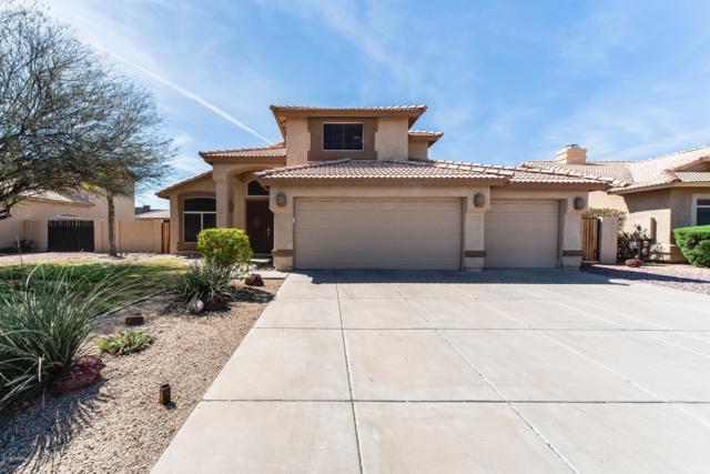 722 S Cottonwood Drive, Gilbert, AZ 85296 (MLS #5900851) :: The Jesse Herfel Real Estate Group