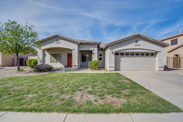21126 E Saddle Way, Queen Creek, AZ 85142 (MLS #5900867) :: The Jesse Herfel Real Estate Group