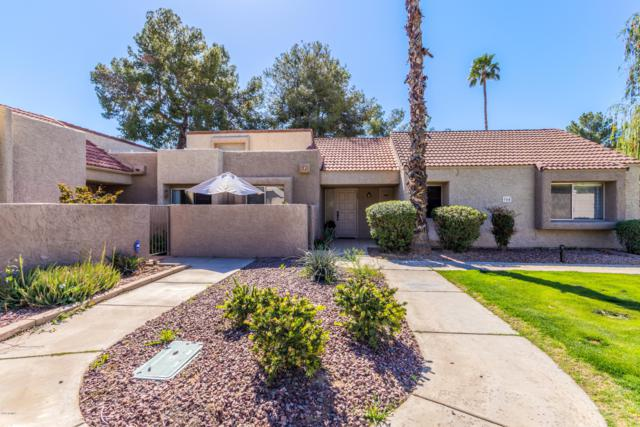 7421 N Via Camello Del Norte #164, Scottsdale, AZ 85258 (MLS #5900886) :: Riddle Realty