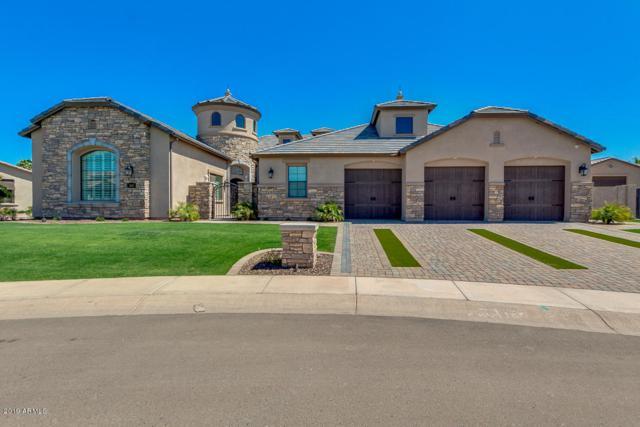2143 N Citrus Cove Cove, Mesa, AZ 85213 (MLS #5900900) :: The Jesse Herfel Real Estate Group