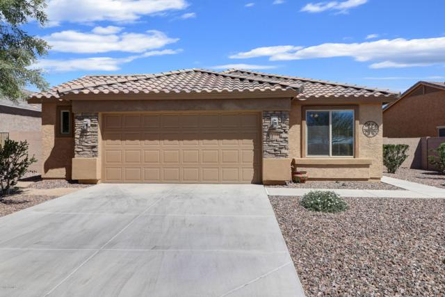 345 S 197th Avenue, Buckeye, AZ 85326 (MLS #5900906) :: Riddle Realty