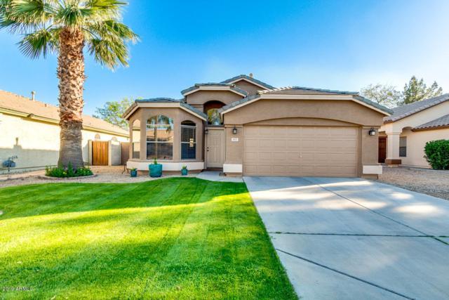 1831 E Tyson Street, Gilbert, AZ 85295 (MLS #5900925) :: The Jesse Herfel Real Estate Group
