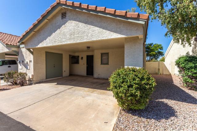 1500 N Sun View Parkway #20, Gilbert, AZ 85234 (MLS #5900927) :: The Jesse Herfel Real Estate Group