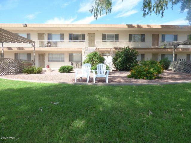 1111 E Turney Avenue #23, Phoenix, AZ 85014 (MLS #5900940) :: Homehelper Consultants