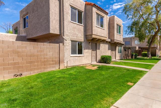 600 S Dobson Rd #78, Mesa, AZ 85202 (MLS #5901088) :: Yost Realty Group at RE/MAX Casa Grande