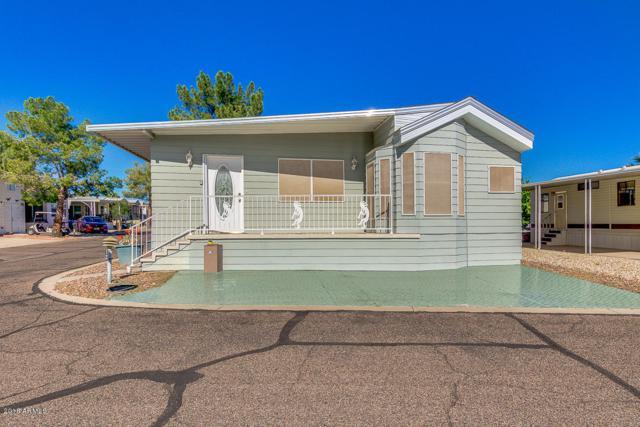 17200 W Bell Road #158, Surprise, AZ 85374 (MLS #5901155) :: Brett Tanner Home Selling Team