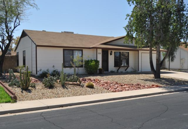 733 E Halifax Street, Mesa, AZ 85203 (MLS #5901225) :: Keller Williams Realty Phoenix