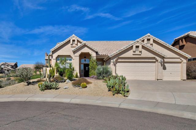 11098 E Running Deer Trail, Scottsdale, AZ 85262 (MLS #5901255) :: Keller Williams Realty Phoenix