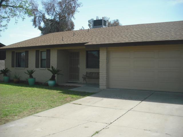 821 E Garnet Avenue, Mesa, AZ 85204 (MLS #5901288) :: Keller Williams Realty Phoenix