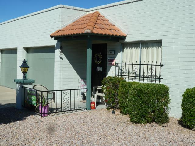 4328 E Capri Avenue #199, Mesa, AZ 85206 (MLS #5901300) :: Keller Williams Realty Phoenix