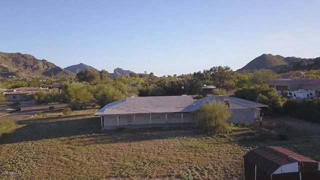 4914 E Butler Drive, Paradise Valley, AZ 85253 (MLS #5901303) :: Keller Williams Realty Phoenix