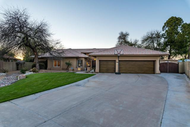 4434 E Sunnyside Lane, Phoenix, AZ 85032 (MLS #5901651) :: The W Group