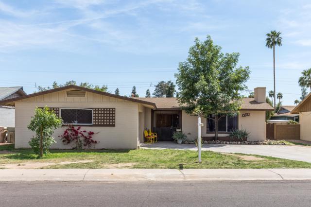 4539 W Rovey Avenue, Glendale, AZ 85301 (MLS #5901763) :: Kepple Real Estate Group